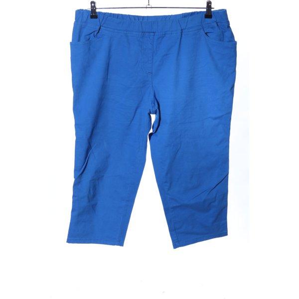 bpc Stretchhose blau Casual-Look