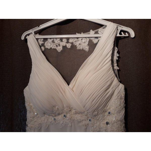 Brautkleid Kleemeier mit Schal Größe 36