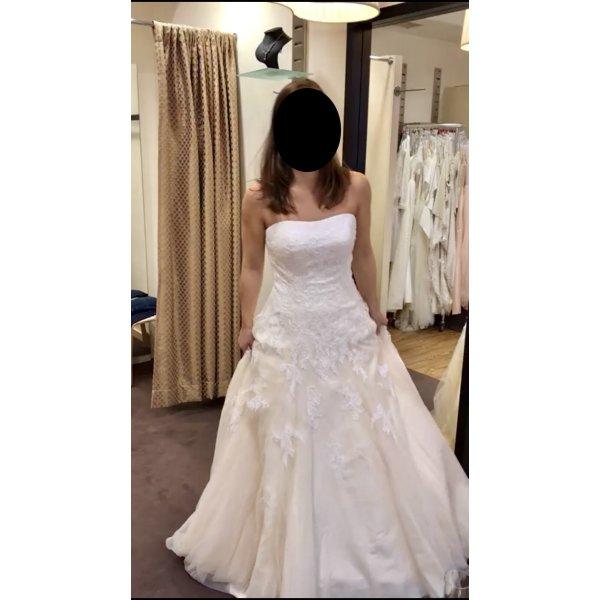 Lilly Robe de mariée multicolore