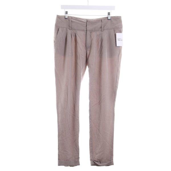 Brigitte von Boch Pantalone grigio stile casual