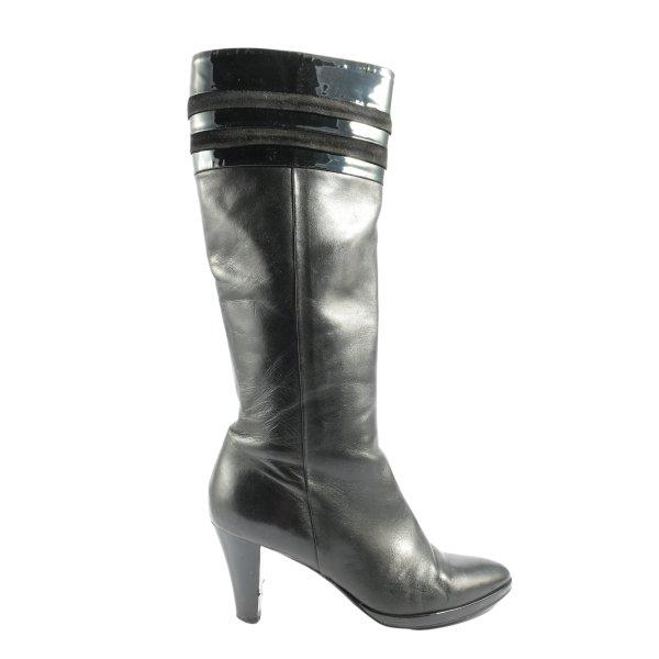 Brunella High Heel Stiefel schwarz Business-Look