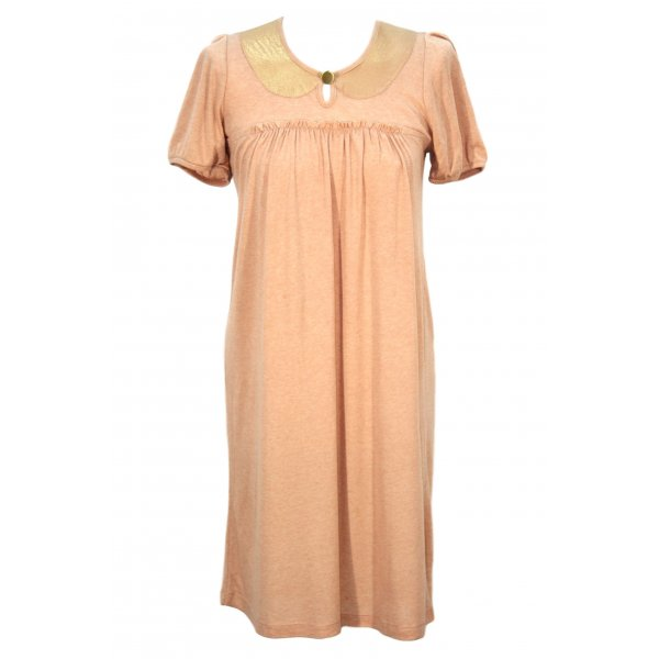 Bruuns Bazaar Kleid in Beige
