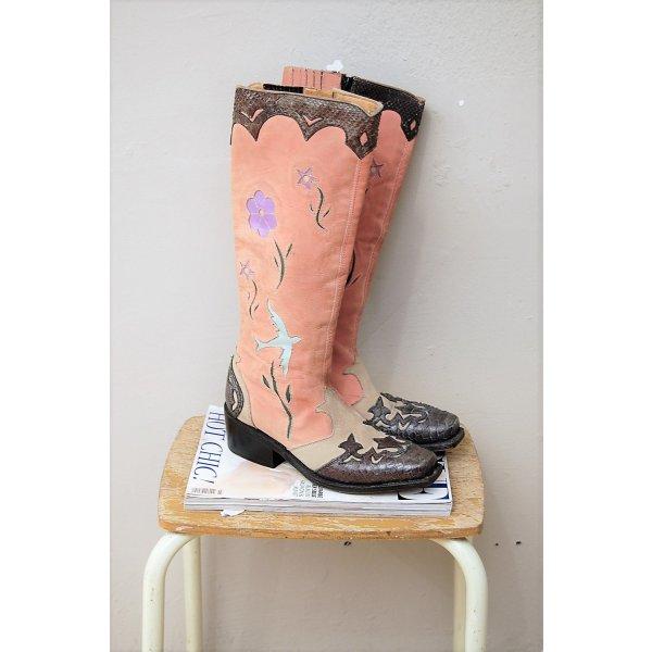 Buffalo Boots - Cowboy Stiefel - Western Stiefel