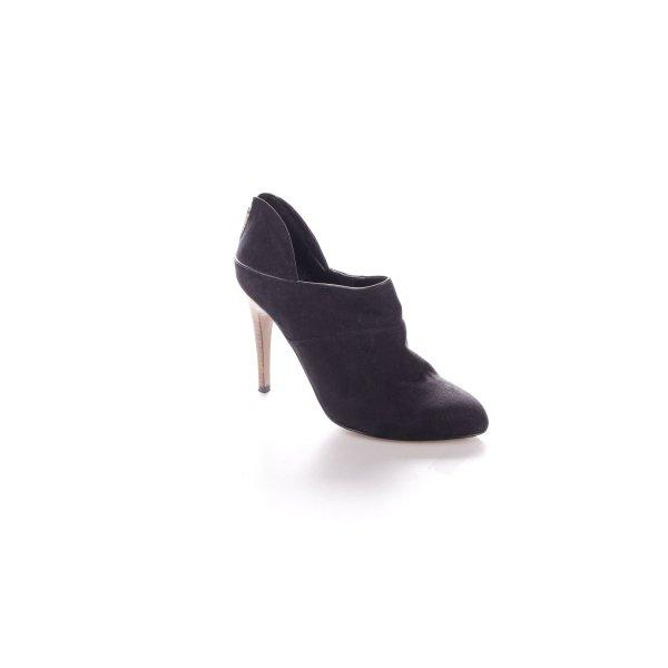 Bullboxer Ankle Boots schwarz
