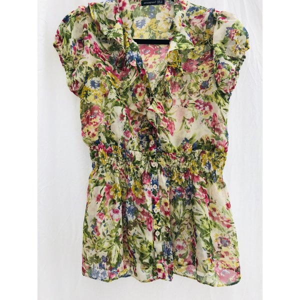 Bunte Sommer Bluse