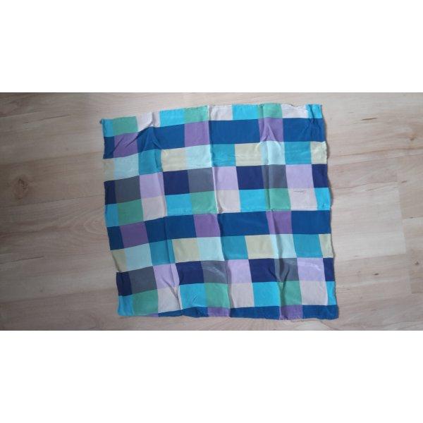 Buntes Tuch mit Viereckigem Muster von Codello