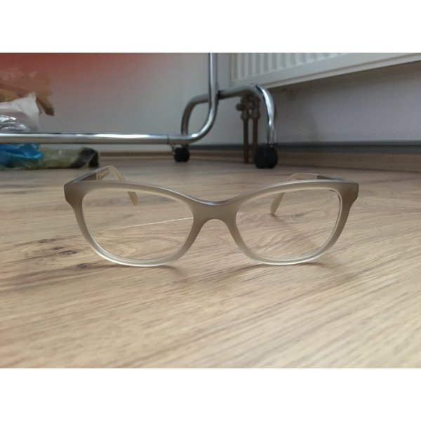 Burberry Glasses beige-cream