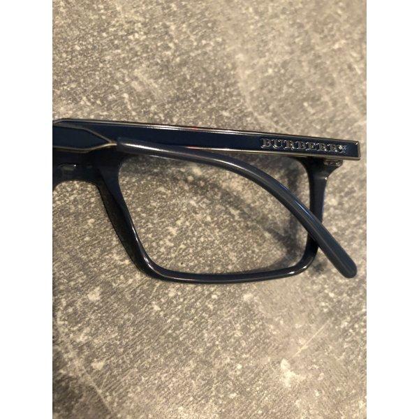 Burberry Brillenfassung in blaugrau, wunderschön und neu! KP 155€
