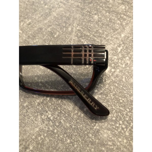 Burberry Brillenfassung in Bordeaux, Modell B2049, neu!! KP 149€