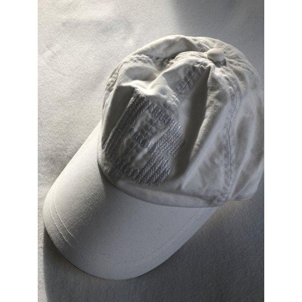 Burberry Chapeau de soleil blanc