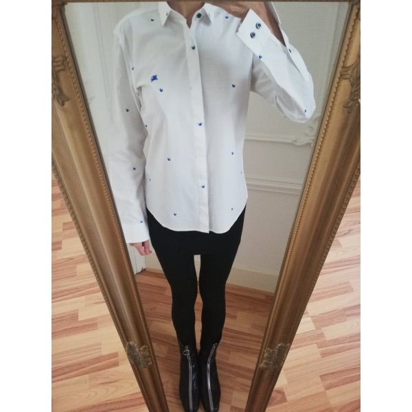 Burberry Long Sleeve Shirt multicolored