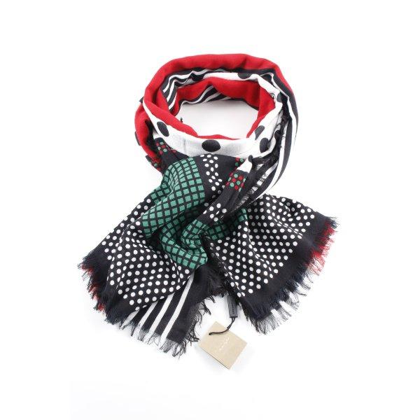 "Burberry London Sommerschal ""GG Web Wool Stole Black"""