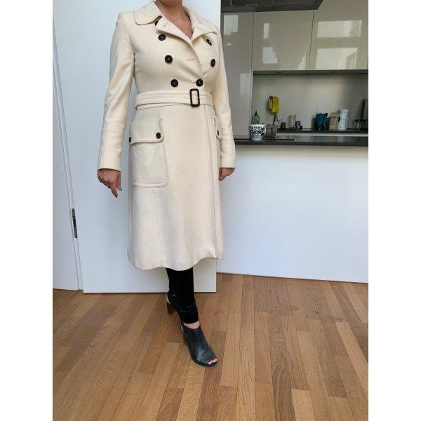 Burberry Mantel Wolle deutsche Größe 38