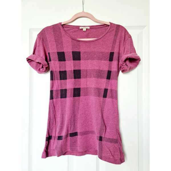 Burberry novacheck T-Shirt top