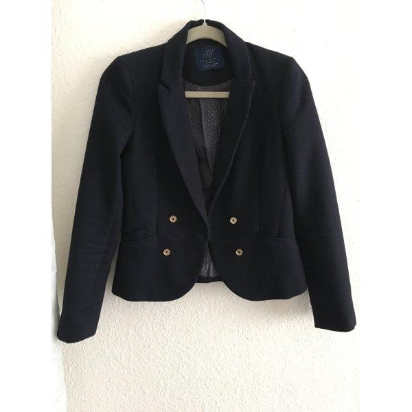 Business navy-black blazer