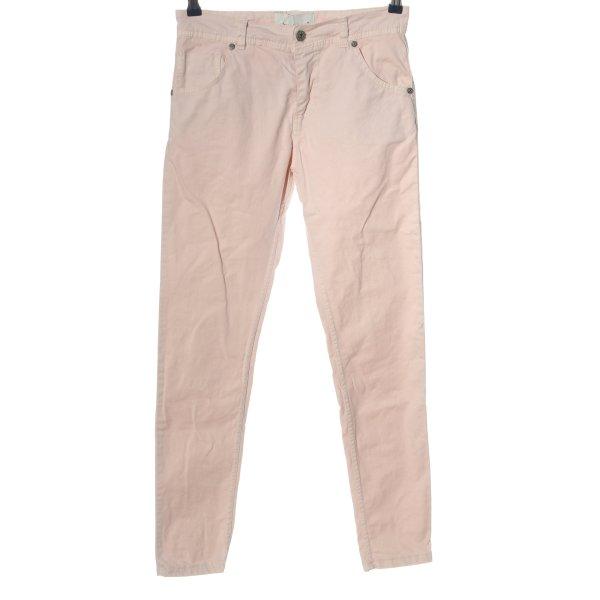 by o la la...! Skinny Jeans pink Casual-Look