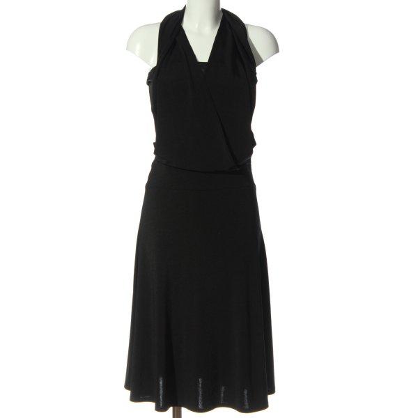 C&A Yessica schulterfreies Kleid schwarz Elegant