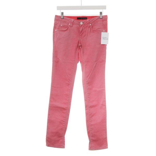 Calvin Klein Jeans Skinny Jeans ziegelrot Casual-Look