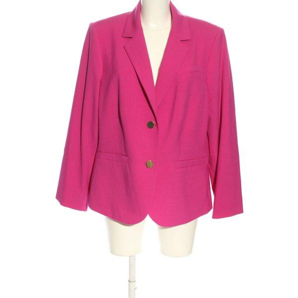 Calvin Klein Kurz-Blazer pink Business-Look