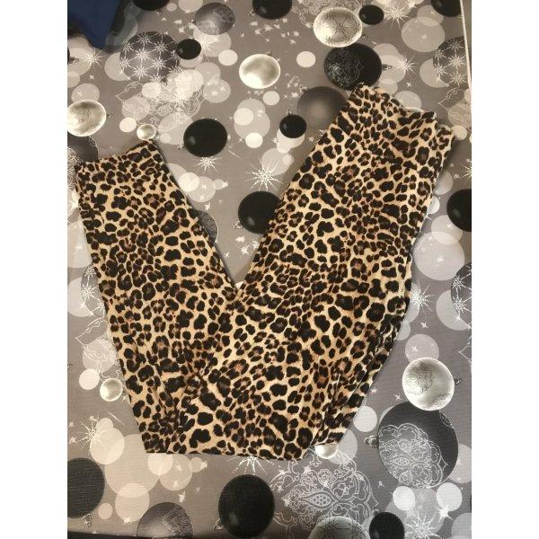 Calzedonia Leggings Leopardenmuster 38