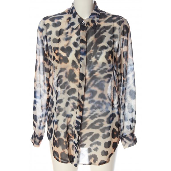 Cameo Long Sleeve Shirt allover print extravagant style