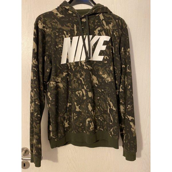 Camouflage Nike Hoodie