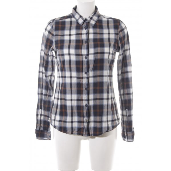 Campus Hemd-Bluse Karomuster Country-Look