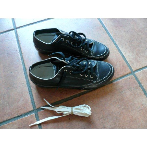Candice Cooper Sneaker in schwarz-braun
