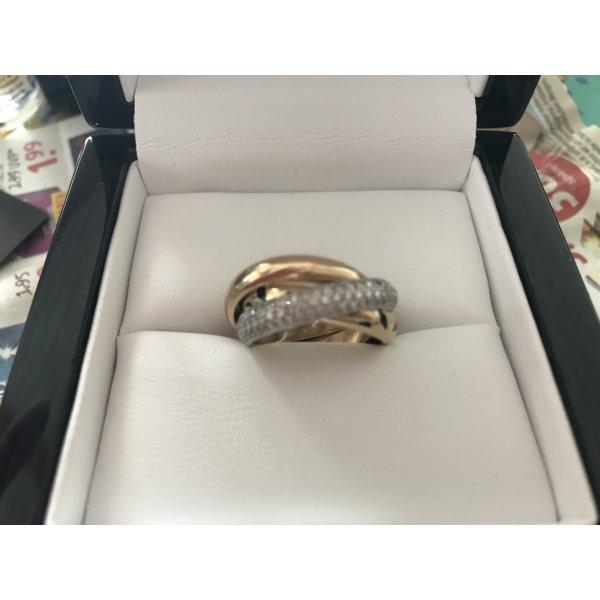 Cartier Trinity Sauvage Ring ungetragen