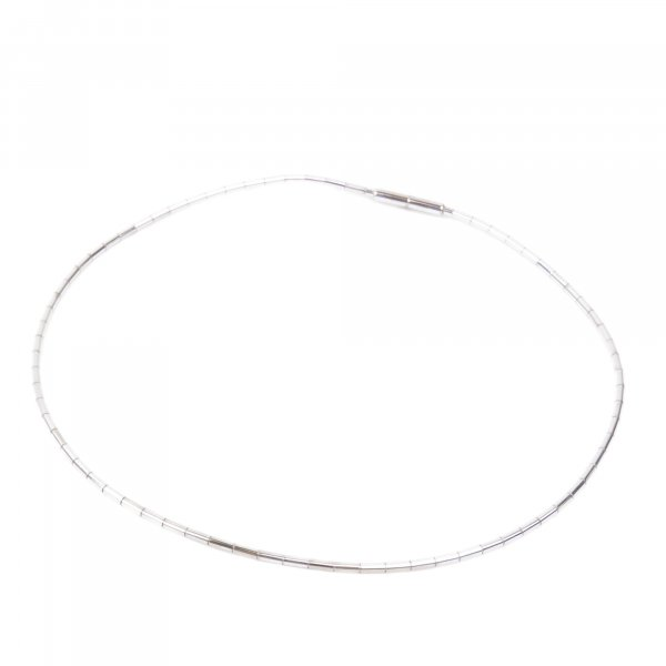 Cartier Tube Chain Necklace
