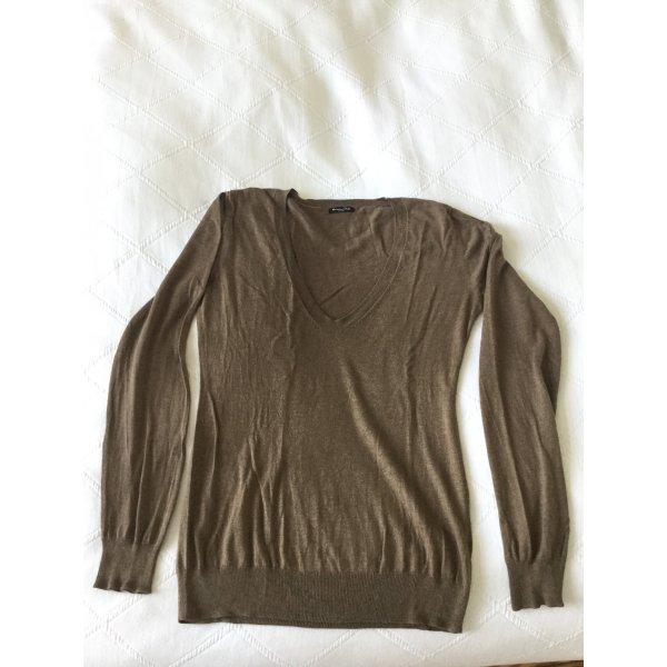 Cashmere/Seide Pullover von Massimo Dutti