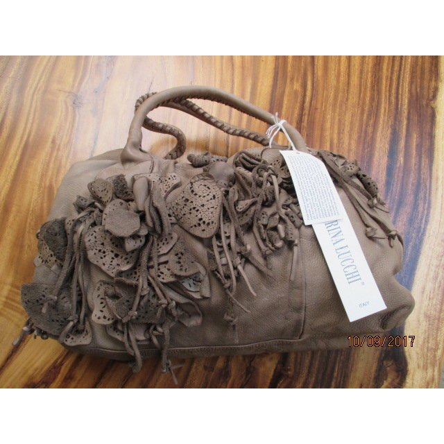 CATERINA LUCCHI Tasche taupe