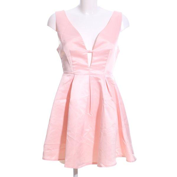 CBR Babydollkleid pink Elegant