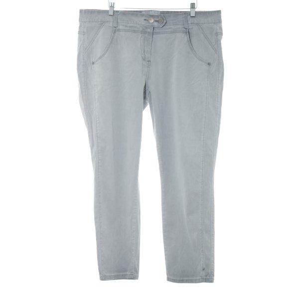 Cecil Skinny Jeans hellgrau Casual-Look