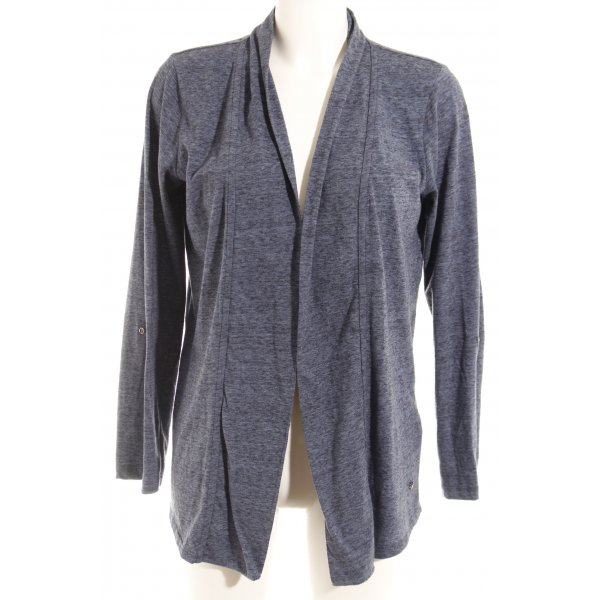 Cecil Strick Cardigan meliert Casual-Look