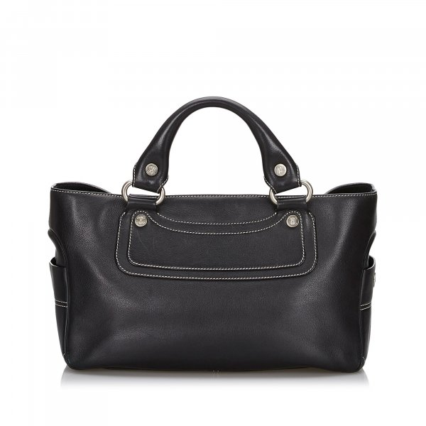 Celine Leather Boogie