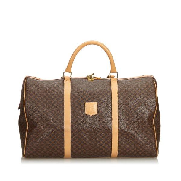 Celine Macadam Duffle Bag
