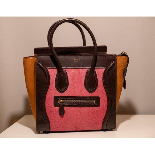 Céline Micro Luggage Bag