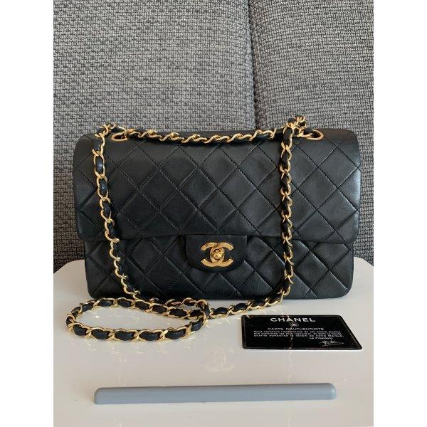 Chanel Classic Double Flap Bag Medium Vintage