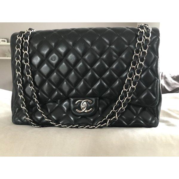 Chanel Tasche Jumbo schwarz