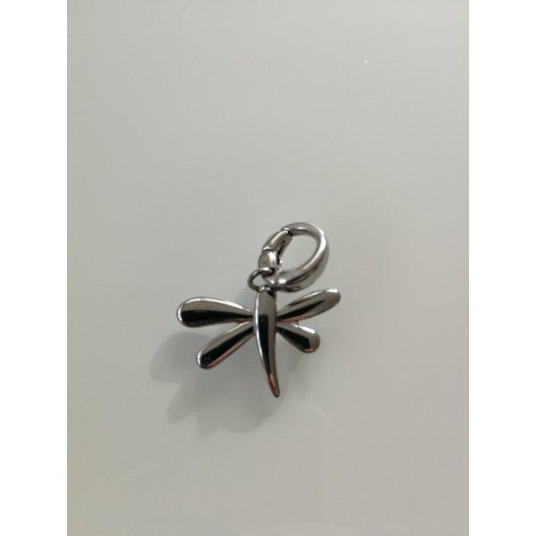 Charm Anhänger Libelle von Fossil für Halskette bzw Bettelarmband