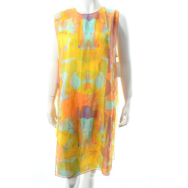 Cheap Monday Kleid abstraktes Muster Beach-Look