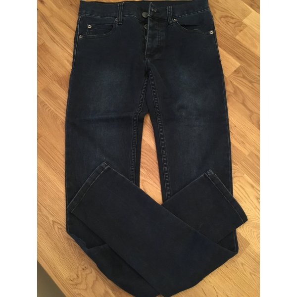 Cheap monday narriow poly rinse used W26 L32