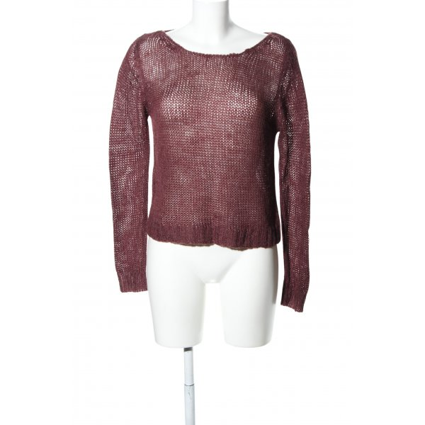 Cheap Monday Strickpullover braun Casual-Look
