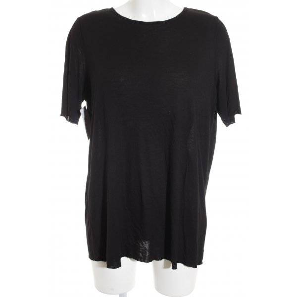 Cheap Monday T-Shirt schwarz Casual-Look