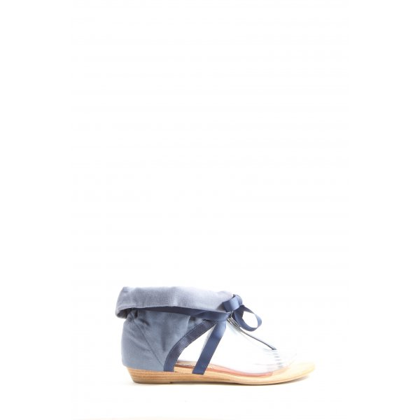 Chinese Laundry Dianette-Sandalen blau Casual-Look