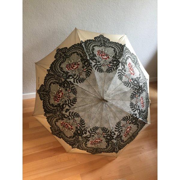 Christian Dior Walking-Stick Umbrella multicolored synthetic fibre