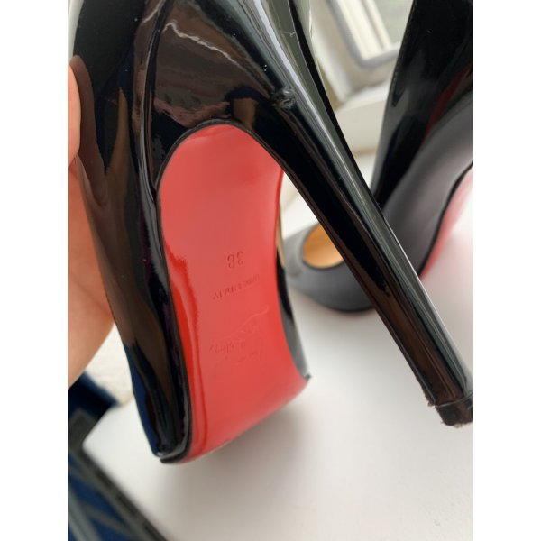 Christian Louboutin Pigalles 100mm