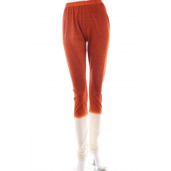 Christian Wijnants Leggins creme orange