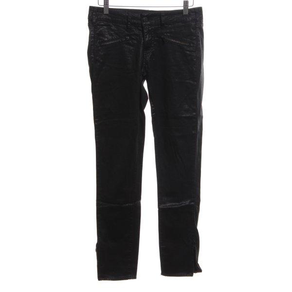 Cimarron Stretchhose schwarz extravaganter Stil